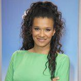 Desirée Ndjambo, presentadora de los deportes de 'Telediario 2'