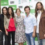Los protagonistas de 'Isabel' presentan la serie en el FesTVal de Vitoria 2012