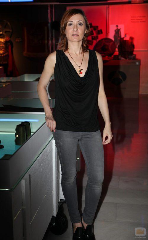 Nathalie Poza en el FesTVal 2012