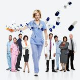 Elenco de la cuarta temporada de 'Nurse Jackie'