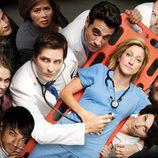 Imagen promocional de la cuarta temporada de 'Nurse Jackie'