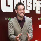 Dani Martínez en la presentación de 'Guasap!' en el FesTVal de Vitoria