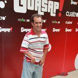 Juan Manuel Montilla (El Langui) en la presentación de 'Guasap!' en el FesTVal de Vitoria