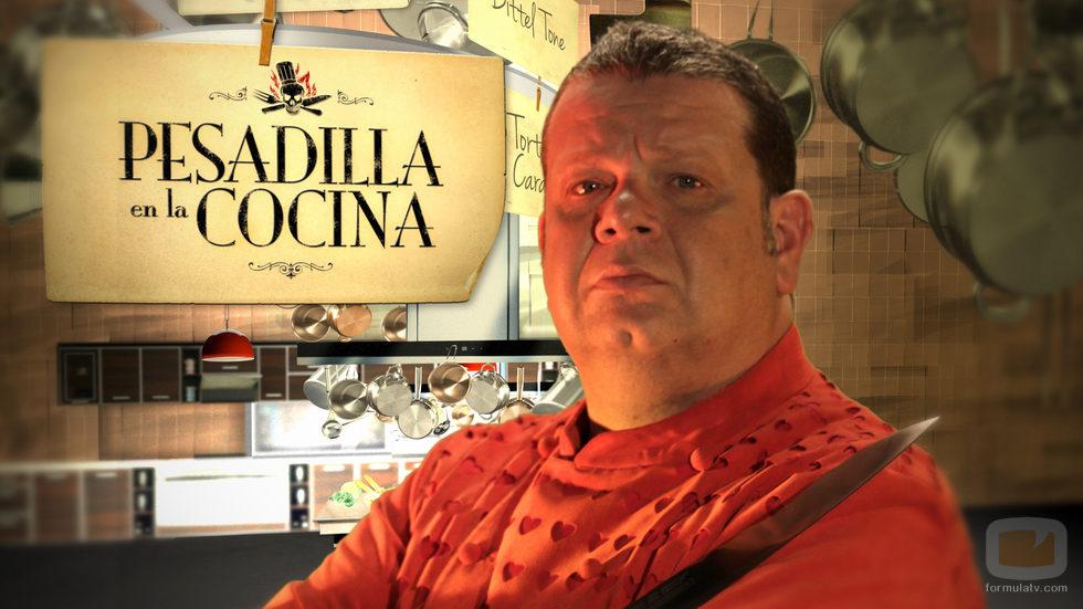 Alberto Chicote conduce 'Pesadilla en la cocina'