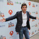 Manel Fuentes en el FesTVal de Vitoria