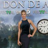 Patricia Montero presenta 'El don de Alba' en el FesTVal de Vitoria