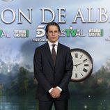 Martín Rivas presenta 'El don de Alba' en el FesTVal de Vitoria