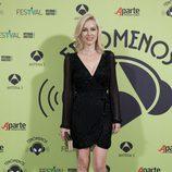 Kira Miró en la première de 'Fenómenos' en el FesTVal 2012