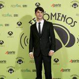 Alejo Sauras en la première de 'Fenómenos' en el FesTVal 2012
