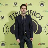 Julián López en el estreno de 'Fenómenos' en el FesTVal 2012