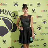 Mariam Hernández en la première de 'Fenómenos' en el FesTVal 2012