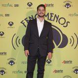Lucho Fernández en el estreno de 'Fenómenos' en el FesTVal 2012