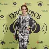 Ana Polvorosa en la première de 'Fenómenos' en el FesTVal 2012