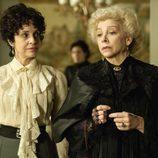 Doña Teresa y doña Elisa en la segunda temporada de 'Gran Hotel'