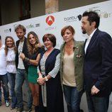 Presentación de la segunda temporada de 'Gran Hotel' en el FesTVal de Vitoria 2012