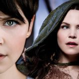 Ginnifer Goodwin es Blancanieves y Mary Margaret en 'Once Upon a Time'