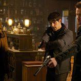 Rosalee, Nick y Monroe apuntan a un sospechoso