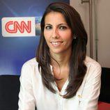 Ana Pastor, presentadora de CNN