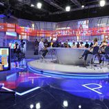 Nuevo plató de 'Pasapalabra', temporada 2012-2013