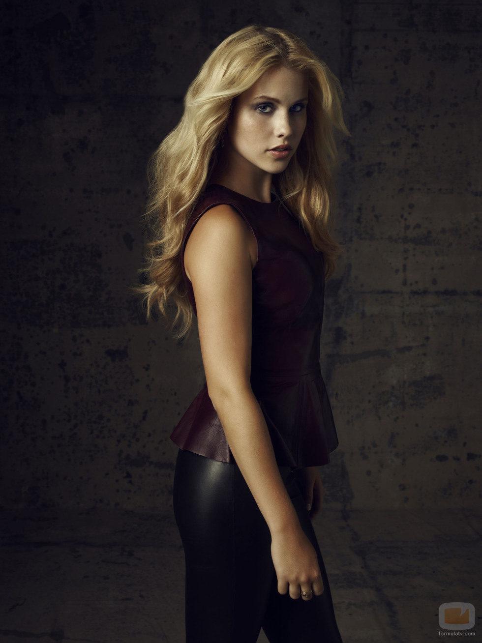Claire Holt es Rebekah Mikaelson en la cuarta temporada de 'Crónicas Vampíricas'
