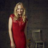 Candice Accola es Caroline Forbes en la cuarta temporada de 'Crónicas Vampíricas'