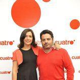 Alejandra Andrade y Jalis de la Serna