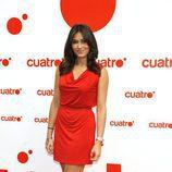 La presentadora Marta Fernández
