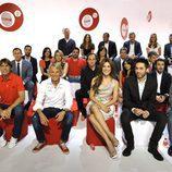 Plantel de presentadoras de Cuatro, temporada 2012-2013