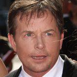 Michael J. Fox en los Creative Arts Emmys
