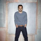 Jake Johnson en la segunda temporada de 'New Girl'
