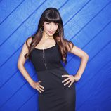 Hannah Simone es Cece Meyers en 'New Girl'
