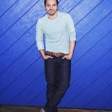 Foto promocional de Jake Johnson de 'New Girl'