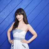Zooey Deschanel es Jess en 'New Girl'
