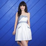 Foto promocional de Zooey Deschanel de 'New Girl'
