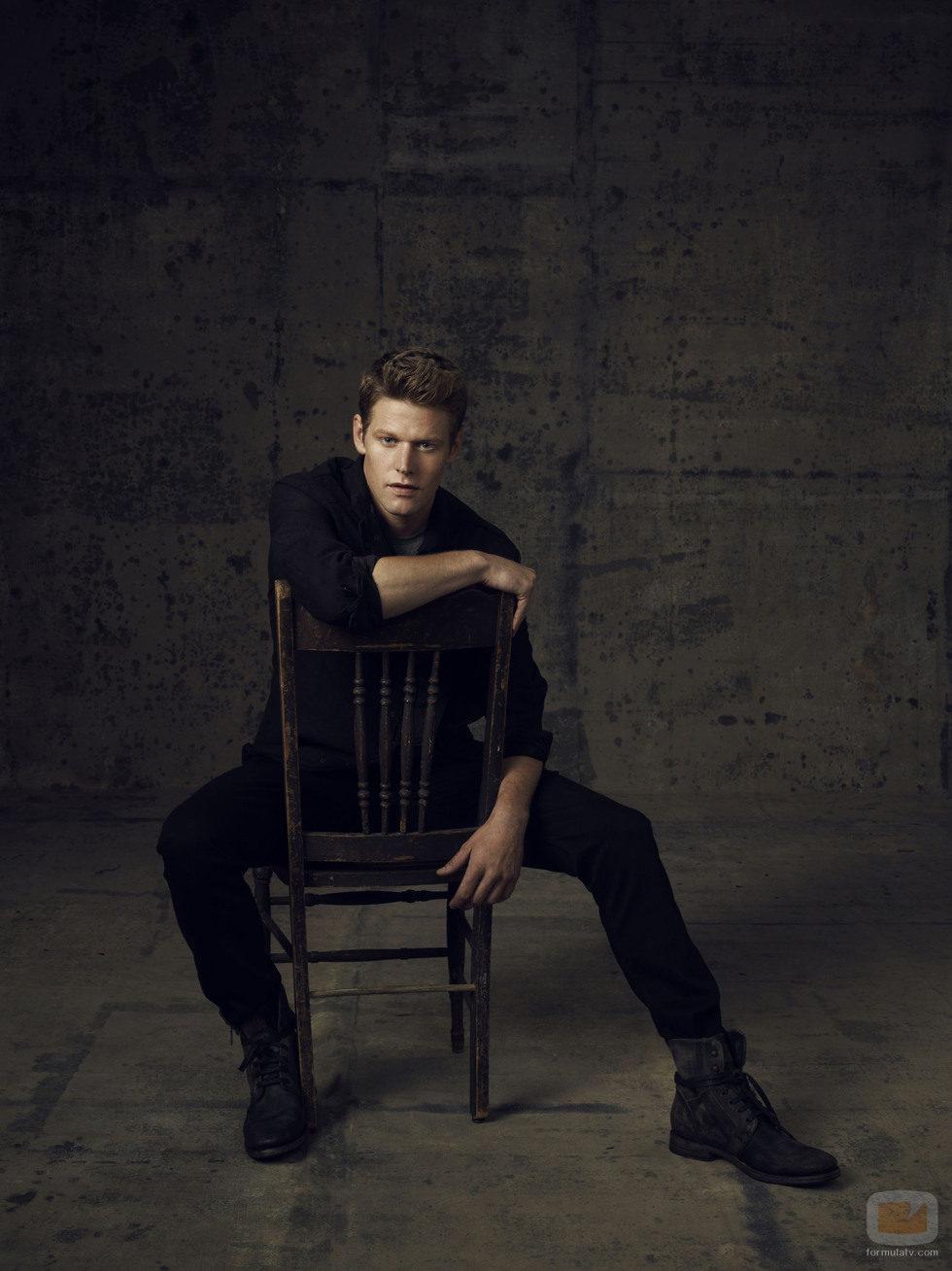 Zach Roerig es Matt Donovan en la cuarta temporada de 'Crónicas Vampíricas'