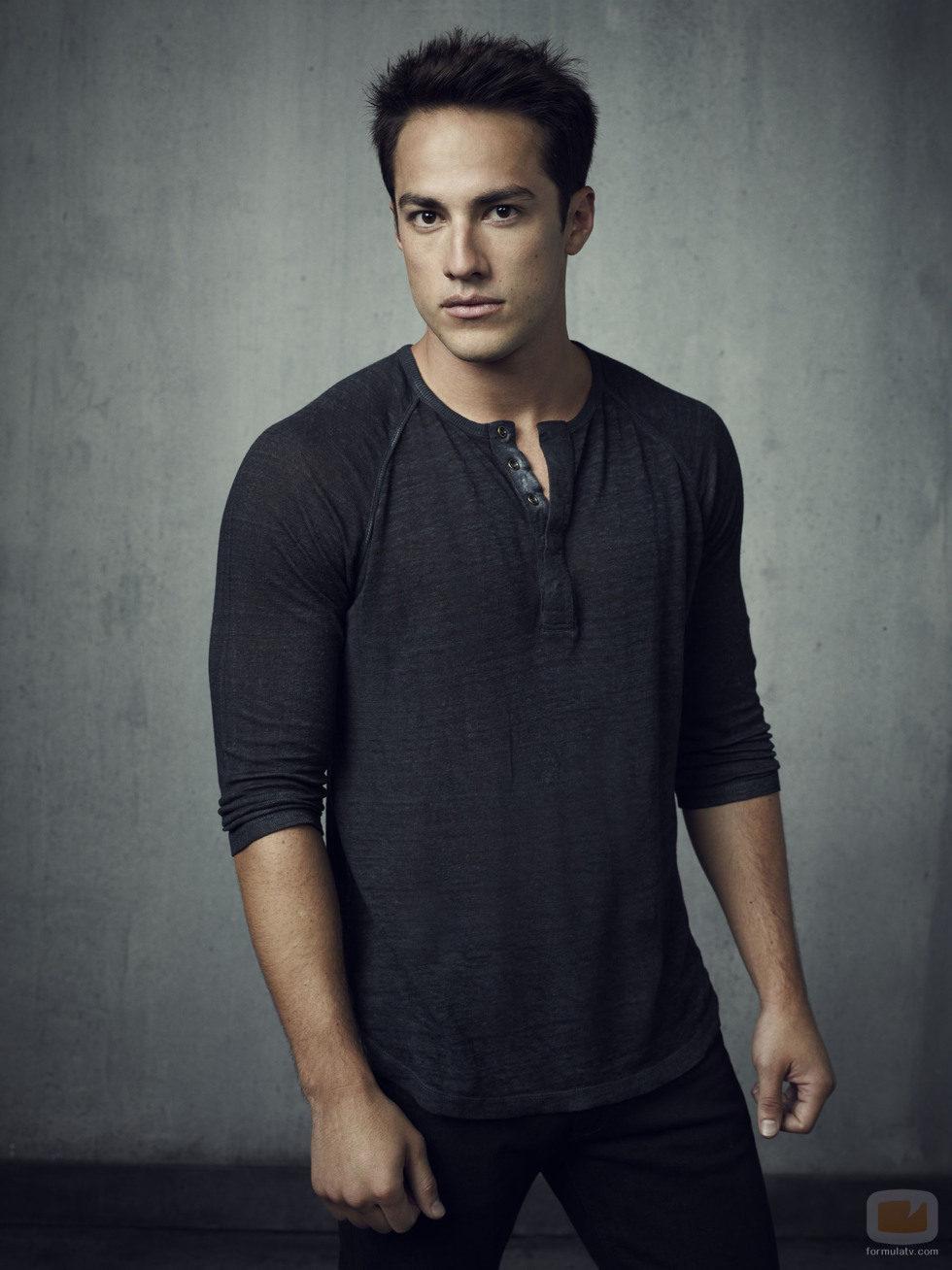 Michael Trevino es Tyler Lockwood en la cuarta temporada de 'Crónicas Vampíricas'