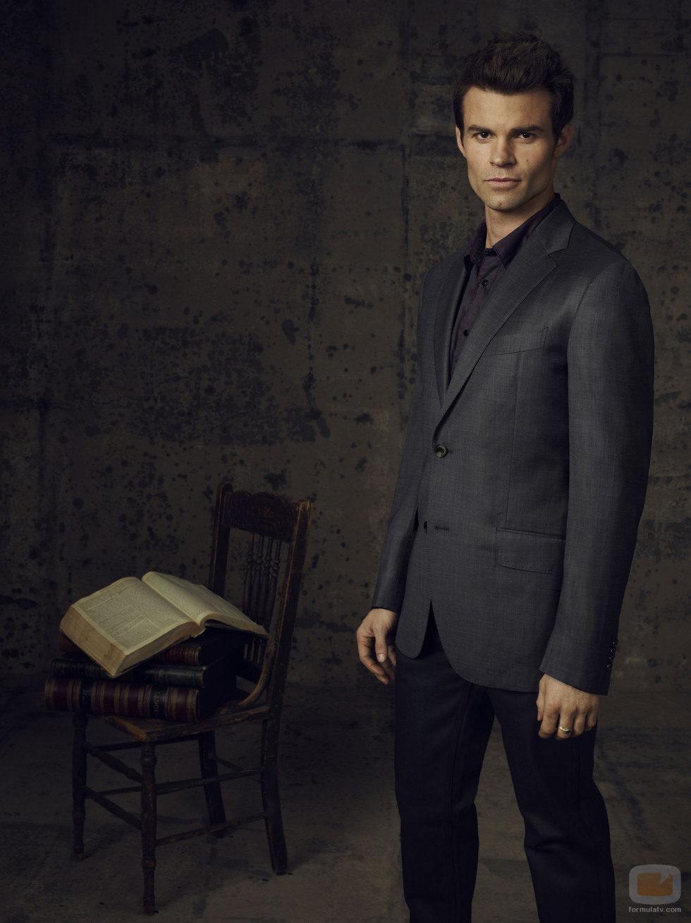 Daniel Gillies es Elijah Mikaelson en la cuarta temporada de 'Crónicas Vampíricas'