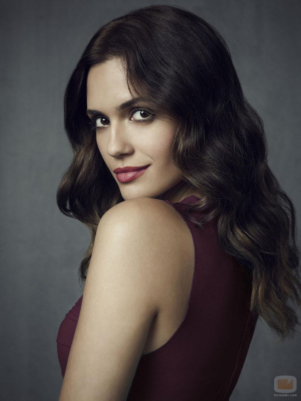 Torrey DeVitto es Meredith Fell en la cuarta temporada de 'Crónicas Vampíricas'
