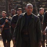 Giancarlo Esposito es el Capitán Neville en 'Revolution'