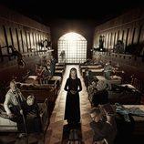 Jessica Lange y los locos del psiquiátrico de 'American Horror Story: Asylum'