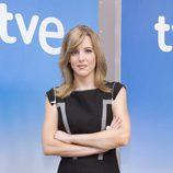 Ana Ibáñez, presentadora de 'La noche en 24h'