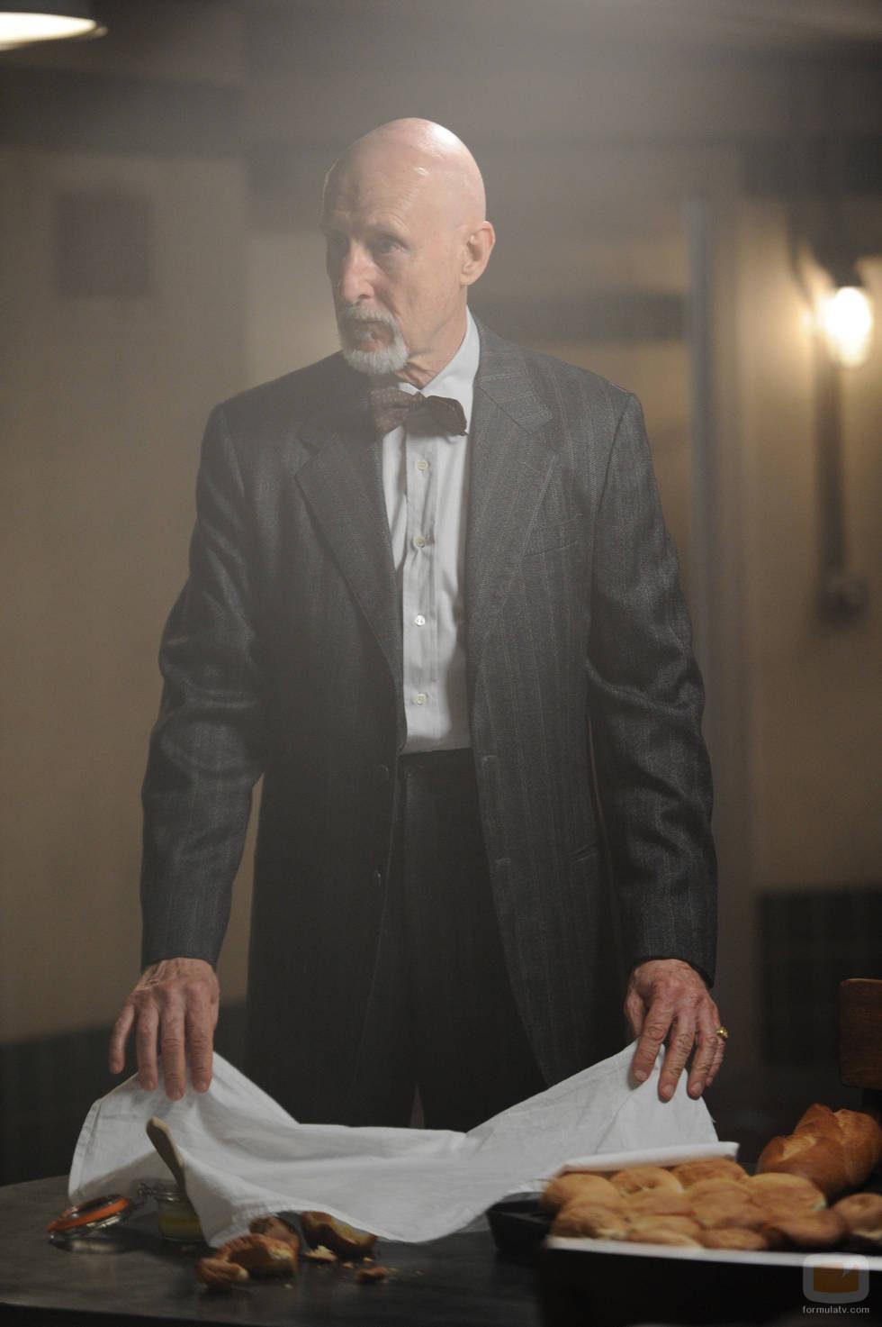 James Cromwell es el Dr. Arden en 'American Horror Story: Asylum'