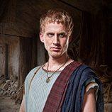 Gareth Williams es Vettius en 'Spartacus: Dioses de la arena'