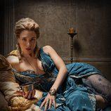 Jaime Murray es Gaia en 'Spartacus: Dioses de la arena'