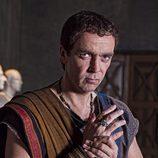 John Hannah es Quintus en 'Spartacus: Dioses de la arena'
