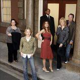Elenco de actores de la serie 'Samantha, ¿Qué?'
