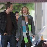 Christina Applegate en la serie Samantha, ¿Qué?