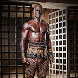 Peter Mensah es Oenomaus en 'Spartacus: Dioses de la arena'