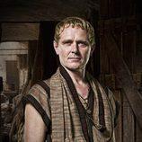 Stephen Lovatt es Tullius en 'Spartacus: Dioses de la arena'