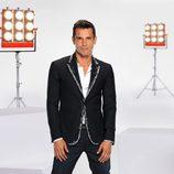 Jesús Vázquez vuelve a los talent show con 'La Voz'